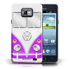 Housses et coques anti-chocs violets Samsung Galaxy S pour téléphone mobile et assistant personnel (PDA)