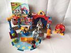 Lego Duplo Ville Zirkus - Clown, Manege, Löwe, Elefant, Artist Set 5593 - TOP