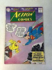 Supergirl in Action #253 Superman, 2Nd Supergirl, Key Issue, 1959 Olsen War