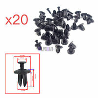 20X Trunk Lining Retainer Clip Fastener 91550SH3003 For Honda Civic Accord