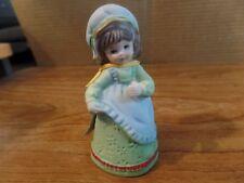 1978 Jasco Porcelain Cutie Belle Bell #2738
