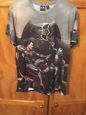 DC Comics Batman Vs Superman Camiseta X-Grande Nuevo