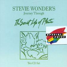 STEVIE WONDER - JOURNEY THROUGH THE SECRET LIFE OF PLANTS NEW CD