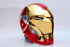Cattoys 1/1 ABS LED Helmet Electronic Open/Close For Iron Man MK 85 Cosplay