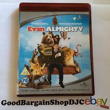 Evan Almighty (HD DVD, 2007)