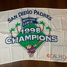 San Diego Padres Mlb Banners For Sale Ebay