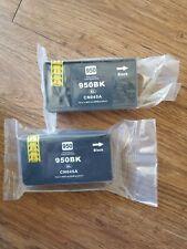950BK XL Black High Yield Ink Cartridge for OfficeJet Pro CN045AN New Lot X 2