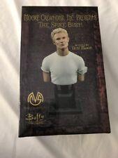 Buffy the Vampire Slayer Bust statue SPIKE white shirt  rare 38/2500 NEW