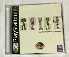 Spice World (PlayStation 1, 1998) w/ Booklet / Case Spice Girls Interactive