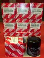 Genuine Oem Toyota Lexus Oil Filters 90915-Yzzd1 (10 Filters)