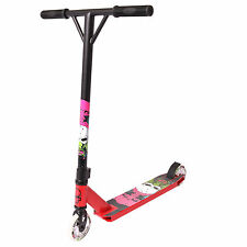 MGP Nuked Extreme Pro Edition Stunt Scooter, Red