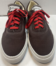 Converse All Star Essential Keds Style Low Top Brown Sneakers Size 11