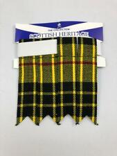 Scottish Kilt Flashes Macleod Dress Wool New