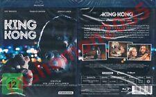 Blu-Ray KING KONG 1976 Jeff Bridges Charles Grodin Jessica Lange Region B/2 NEW