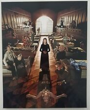 Clea DuVall Signed 8x10 Photo Actress American Horror Story Canivale Argo RAD