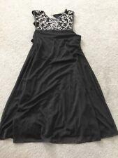 Miss Selfridge Dress Size 4 Black