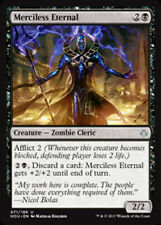 4x Merciless Eternal - MTG Hour of Devastation - NEW