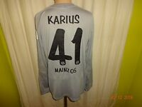 FSV Mainz 05 Original Nike Torwart Spieler Trikot 2014/15 + Nr.41 Karius Gr.L