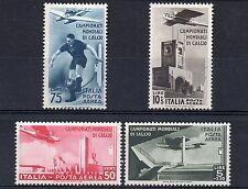FRANCOBOLLI 1934 REGNO CALCIO POSTA AEREA MNH D/8129