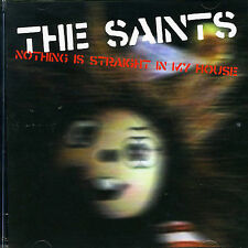 Nothing Is Straight in My House by The Saints (Australia) (CD, Mar-2005, Cadiz)