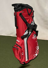 WILSON Feather Carry Bag BRAND NEW The Leisure Pace Golf Bag