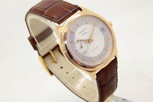 Zenith Elite 18k Rose Gold Gents 36 mm Automatic Watch, Ref,  17 0040 680
