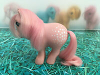 My Little Pony G1 Cotton Candy Vintage Toy Hasbro 1982 Collectibles MLP C