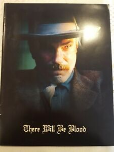 There Will Be Blood Press Kit RARE Daniel Day Lewis PT Anderson