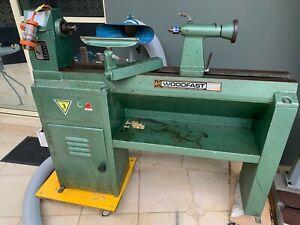 Woodfast Wood Lathe Model MC908