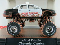 "Busch 47602 Chevy Caprice Monster-Truck (1994) ""Mud Patrol"" 1:87/H0 NEU/OVP/PC"