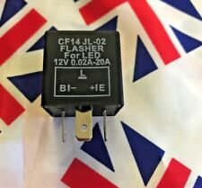 CF14-JL02 3 Pin LED Flasher Relay Car and Bike Turn Signal Indicator Light