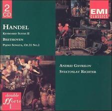 Sviatoslav Richter, Andrei Gavri, Handel: Keyboard Suites II; Beethoven: Piano S
