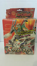 Super Wildride C-024 X-Brawn Transformers Car Robots 2000 RiD MISB Takara Rare