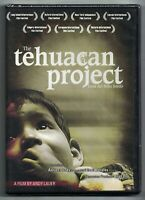 The Tehuacan Project (DVD) BRAND NEW - FACTORY SEALED - FREE SHIPPING