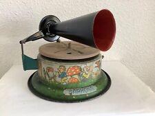 SAPHONA Tin Toys Gramophone /  Phonograph