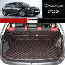 Cargo Trunk Boot Liner Carpet For Lexus CT200H All Series Car Mat Waterproof