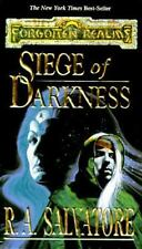 Legacy of the Drow: Siege of Darkness Bk. 3 by R. A. Salvatore (1995, Paperback)