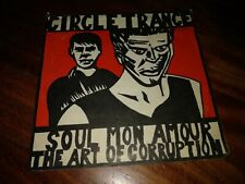 CIRCLE TRANCE soul mon amour 45  ITALY NEW WAVE