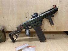 NERF - N-Strike - Elite - Retaliator - Foam Dart - Rifle Mod CUSTOM CAMO PAINT