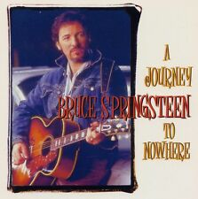 BRUCE SPRINGSTEEN A Journey To Nowhere RARE Limited Live Import CD New Sealed!