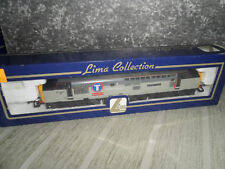 Lima 204863 Class 37 407 Blackpool Tower in Transrail Grey Livery
