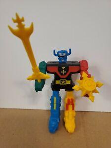 Vintage Voltron Lion Force Assembler Rubber WEP LJN Toys 1984