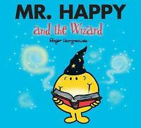 Mr. Happy and the Wizard by Roger Hargreaves (Paperback, 2008)