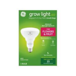 Ge LED Horticultural Grow Light, BR30, 9-Watt
