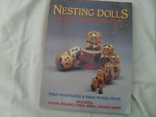 NESTING  DOLLS PRICE GUIDE WORLDWIDE COVERAGE