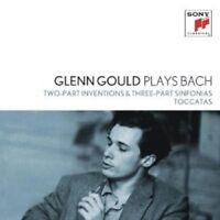 GLENN GOULD - BACH: INVENTIONEN BWV 772-801 (GG COLL 2) 3 CD NEU