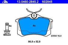 Bremsbelagsatz Scheibenbremse - ATE 13.0460-2845.2