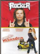 THE ROCKER & JUST MARRIED ASHTON KUTCHER 2 DISC BOX SET FOX REGION 2 DVD NEW