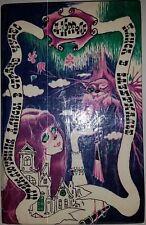 Vintage russian Book Lewis Carroll Alice in Wonderland old Children Polyakova