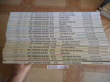 ELDORADODUJEU > BD LOT - LES TUNIQUES BLEUES 21 A 41 SAUF 27 - DUPUIS TTES EO BE